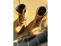 Timberland boots Adult size 9.5