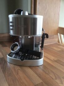 DeLonghi coffee machine model EC330 .