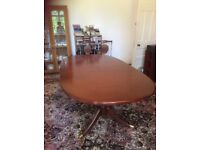 G Plan Extending Dining Table & Chairs