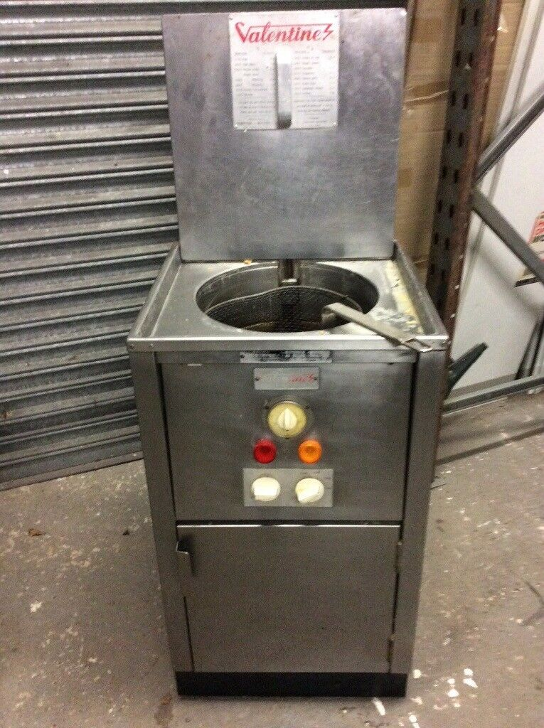 Valentine Super 1 fryer.