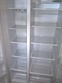 Kenwood American fridge freezer....Ex display Mint