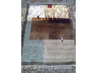 Beautiful Chenille Rug from John Lewis - Large