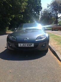 Excellent Low Mileage Mazda MX5 Sport Tech.Low price for quick sale
