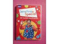 Something special Mr Tumble dvd