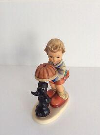 Hummel Figurine - Begging His Share