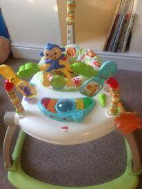 Fisher Price baby bouncer - excellent condition