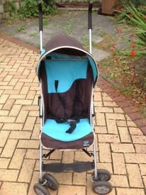 Century Pushchair Hardly Used - Mickleover