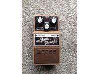 Boss Fender 63 Reverb Pedal