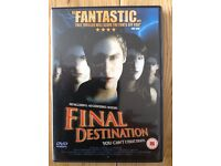 Final Destination dvd