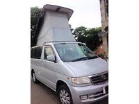 SOLD !!!! Immaculate Mazda Bongo 2001 4 Berth 2.5L 4x4 diesel