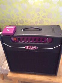 Budda boutique guitar amplifier 30 watt