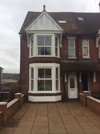 Double Room in shared flat. High Wycombe.