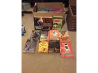 Collection of children's boys books 8-12 years
