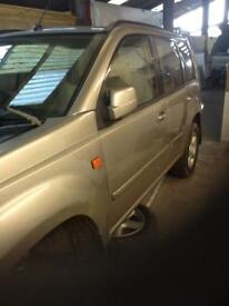 Nissan x trail spares for sale
