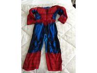 Spider-Man dress up age 3-4