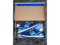 Nike New Balance 574 Ladies Trainers Size 4.