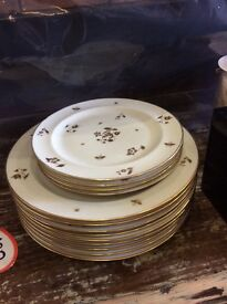 LIMOGES full Dining set with spare plates