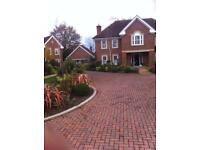 DRIVEWAYS FROM AS LITTLE AS £60 sqm