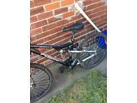 2 full suspension mountain bikes for sale £30 each
