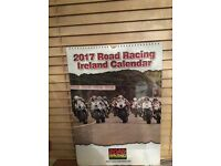 Road racing Ireland calendar for sale
