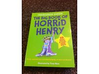Horrid Henry hardback book in good condition