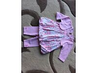 Girls outfit 0-3 months