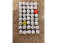 Srixon AD333 reclaimed golf balls
