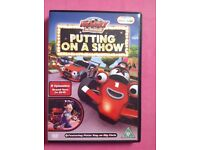 Roary the racing car childrens dvd