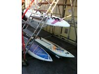 Dagger windsurf boards, perfect for paddle boards