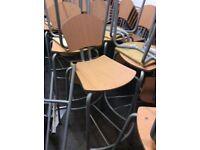 Cafe high stools x15