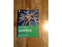 Politics By Andrew Heywood 4th Edition (Textbook) (Used)