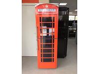 Refurbished Hotpoint FFFL1810TB Fridge Freezer - Phone Box #R346988