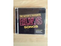 The Nation's Favourite Elvis Songs CD - 44 Classic Elvis Hits - 2013