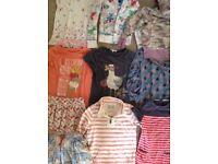 FAT FACE/BODEN huge girls 8-9 bundle, skirts, tops, hoodies
