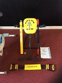 Golds Gym Fitness Equipment