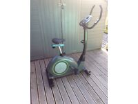 Elevation exercise bike.