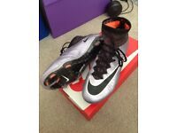 Nike Mecurial Superfly FG - size 8.5.