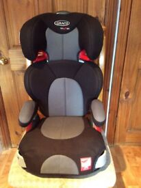 Graco High Back Car Booster Seat