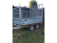Ifor Williams Trailer with removable high sides