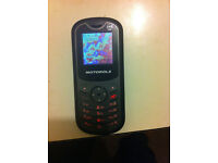 Motorola WX180 Unlocked mobile (Excellent condition)
