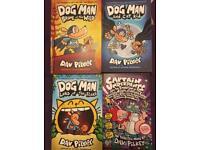 Dog Man / Captain Underpants by Dav Pilkey