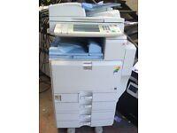 Ricoh MPC 4000 printer scan and copy