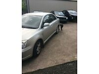 Toyota avensis 03 to 08 d4d window