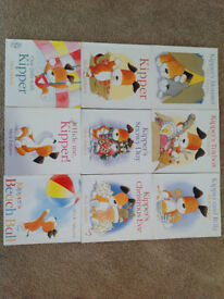 Kipper Childrens books