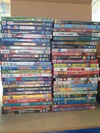 50 x DVD Joblot