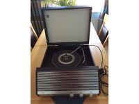 Original Bush vintage record player.