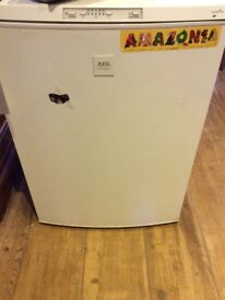AEG Fridge A+ rating