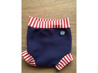 Large (6-14 months) splash about happy nappy £1 HAROLD HILL