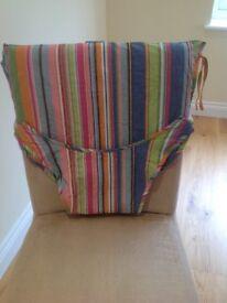 Jojo maman travel/fold up high chair