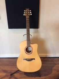 Lag guitar 4 seasons spring 100 DCE electric acoustic